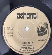 Prince Miller Soul Billy 1974 Top  Copy !!