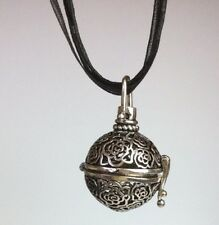 Essential Oils Aromatherapy Necklace doTerra Diffuser Pendant Leather cord
