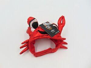Crab Hat Halloween Cat Costume - Hyde & EEK! Boutique