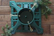 Green Cast Iron Tree Stand - John Wright Company