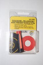 CVA Barrel Blaster - Rust Prevent Muzzle Plug for .45 Caliber & Larger 45 Cal