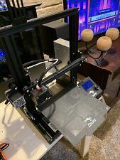 Creality Ender 3 Pro 3D Printer w/ Hot End Rebuild Kit And Filament - READ DESC