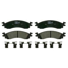 Disc Brake Pad Set Front Federated D1158C