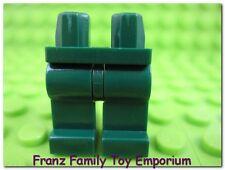 LEGO Minifig Plain Dark Green LEGS Castle Harry Potter Star Wars Body Part