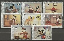 Walt Disney, Micky Maus - Grenada - 2667-2674 ** MNH 1993