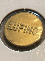 Vintage Token, Lupino Token Coin T19