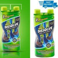Sink Toilet Drain Pipe Liquid Cleaner Opener Plumbing Clog Hair Dirt Dam Remover