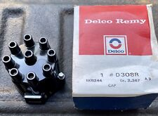 DELCO-REMY NOS Distributor Cap D308R PATENT PENDING 283 327 350 396 427 454 LS6