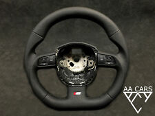 Steering Wheel AUDI A4 B7 S4 A4 B8 S4 Flat Bottom extra THICK