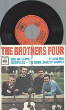 "7"" EP / THE BROTHERS FOUR BLUE WATER LINE"