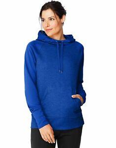 Hanes Womens Sport Performance Fleece Hoodie