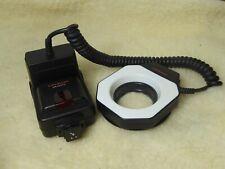 Centon MR40 AFN Anillo Flash Para Nikon Macro, close-up, 52mm montaje Funcionando Bien