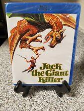 Jack the Giant Killer (Blu-ray, 1962) NEW! Kino Lorber 2 Version US Release.