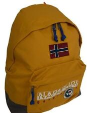 Zaino Napapijri NORTH CAPE BACKPACK n3r13 uomo donna Men Woman giallo ocra