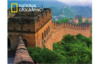 National Geographic Super Ancient China/Great Wall of China 3D Effect Puzzle (50