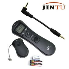 Jintu MC-36R C1 Wireless Timer Remote FOR Canon EOS 1100D 650D 600D 550D G11 G12