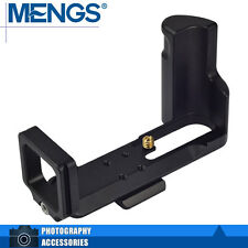 MENGS RX100 II L-Shaped Quick Release Plate with Grip For Sony RX100 II Camera