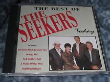 "THE SEEKERS CD ""THE BEST OF TODAY"" 1991 CURB RECORDS"