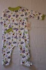 NEW Baby Boys Bodysuit 3 - 6 Months Footed Sleeper Outfit PJs Alien Space UFO