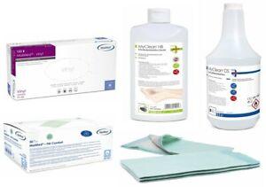 Pflegehilfsmittel für Pflegebedürfige / Senioren Box 1 - Inkontinenzhilfe