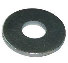 100x rondelle plate M6 Ф18mm H1.6mm DIN9021 acier zingué