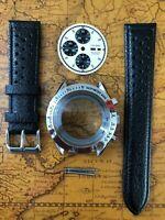 Uhrenkit Calibre für Chronograph ETA Valjoux 7750 SWISS MADE Werk Uhrengehäuse