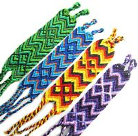 12  Bracelets Glass Seed Bead Hippie Festival Beach WHOLESALE