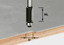 Festool 491027 Edge trimming cutter HW shank 8 mm - HW S8 D12,7/NL25