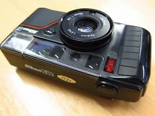 NIKON AF3 Compact film Camera with 35mm f/2.8 Macro lens in superb condition