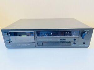 Vintage Denon DR-M10 PRO 3 Motor Stereo Cassette Deck Player JAPAN