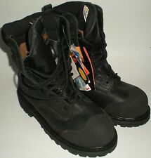 METAL FREE SAFETY SHOE FIRE ICE DUNCAN II FLM 21999 STC GORETEX SZ 7 MENS BOOTS