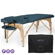 New listing Open Box - Portable Massage Table with Carrying Case