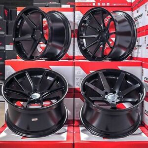 """20"""" Ferrada FR1 FR2 FR3 FR4 Ford Mustang Alloy Wheels"""