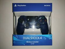 Sony DualShock 4 Controller PlayStation 4 Midnight Blue USED SEE DESCRIPTION
