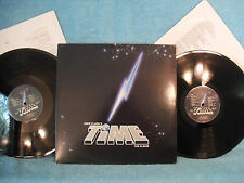 Dave Clark's Time The Album, Capitol SWBK 12447, 1986, 2 LPs, See Artists Below!