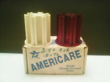 Vintage Americare $25.00 Change Arranger Twins Coin Banks with Box