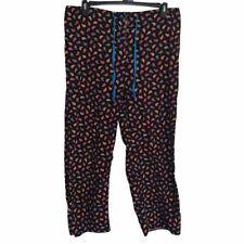 Vera Bradley size L Paisley print cotton sleep/lounge pants