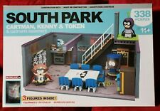 McFarlane Toys South Park Cartman, Kenny & Token & Cartman's Basement