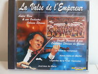 CD ALBUM ANDRE RIEU La valse de l empereur LASERLIGHT 21262