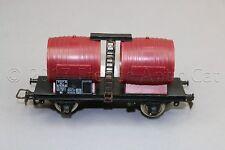 Y553 Jouef train Ho 6430 wagon foudre 2 essieux SNCF SCw 574781 rouge bordeaux