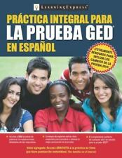 Comprehensive Practice for the GED Test en Espanol-ExLibrary