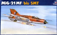 OEZ 1:48 MiG-21 MF/bis/SMT Plastic Aircraft Model Kit #1U