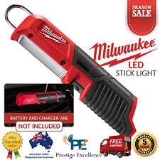 Milwaukee M12SL-0 12V Li-Ion Cordless M12 LED Stick Work Light Torches Skin Tool