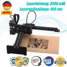 3500mW USB Desktop Laser Graviermaschine 150mm * 150mm DIY Lasergravur Engraving
