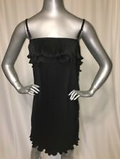 Juicy Couture Pleated Bathingsuit Cover-up Dress Size P