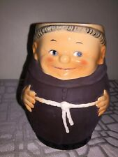 Vintage Goebel Monk Friar Tuck Mug Beer Stein West Germany~Marked T 74/1