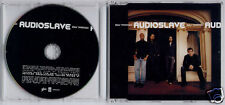 AUDIOSLAVE Original Fire UK 1-tk promo CD Chris Cornell