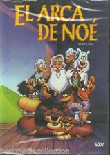 SEALED - El Arca De Noe - Noah's Ark DVD NEW Caricatura Anime BRAND NEW