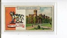 (Jt427-100) Players,Country Seats & Arms,Eridge Castle Sussex ,1910#59