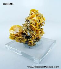 Moorish But Not Boorish! Moroccan Wulfenite Offers Way More Rock And Less Roll!